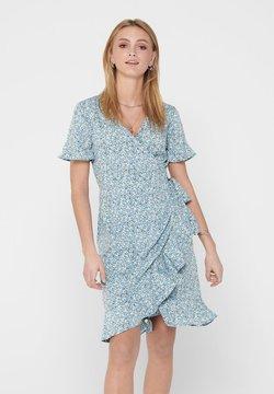 ONLY - ONLOLIVIA  - Korte jurk - dusk blue