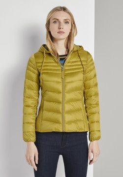 TOM TAILOR - Winterjacke - california sand yellow