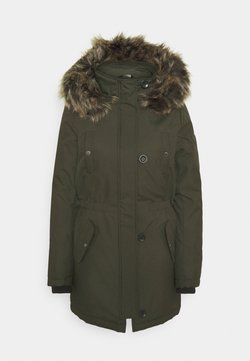 ONLY Tall - ONLIRIS - Parka - peat