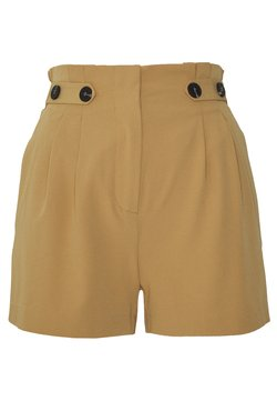 ONLY - ONLTHEIA JOURNEY LIFE - Shorts - iced coffee