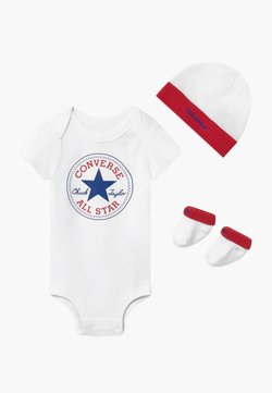 Converse - CLASSIC INFANT SET - Babygaver - red/white