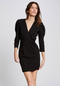 Morgan - Vestido de tubo - black