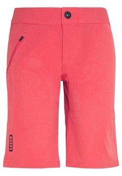 ION - ION BIKESHORTS TRAZE - kurze Sporthose - pink isback