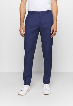 Tommy Hilfiger Tailored - SLIM FIT SEPARATE PANT - Anzughose - blue