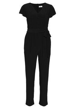 Wallis Petite - PETITE BUTTON - Combinaison - black