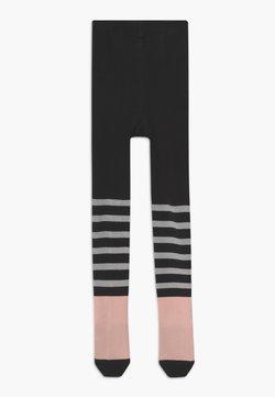 Papu - Panty - black/pink/grey