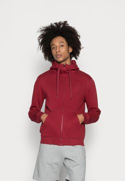 G-Star - PREMIUM CORE  - Sweater met rits - pacior sweat chateaux red