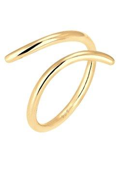 Elli - STATEMENT - Ring - gold