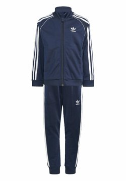 adidas Originals - ADICOLOR SST TRACKSUIT - Survêtement - blue