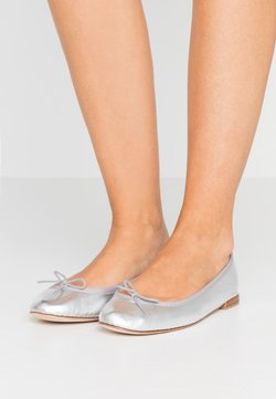 Repetto - CENDRILLON - Ballerinat - silver