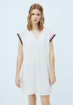 Pepe Jeans - LUCREZIA - Vestido ligero - blanco off