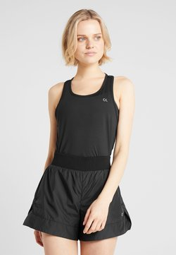 Calvin Klein Performance - COOLCORE TANK - Funktionsshirt - black