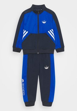 adidas Originals - COLOURBLOCK TRACKSUIT UNISEX - Veste de survêtement - team royal blue/legend ink