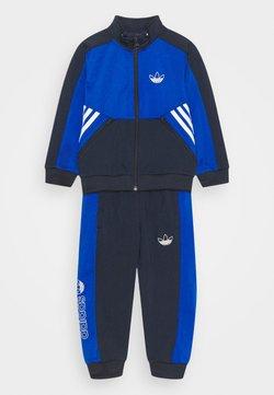 adidas Originals - COLOURBLOCK TRACKSUIT UNISEX - Træningsjakker - team royal blue/legend ink