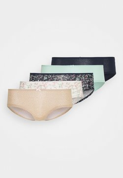 Marks & Spencer London - DITSY 5 PACK - Panties - navy mix