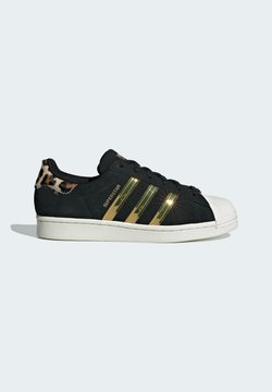 adidas Originals - SUPERSTAR  - Baskets basses - black