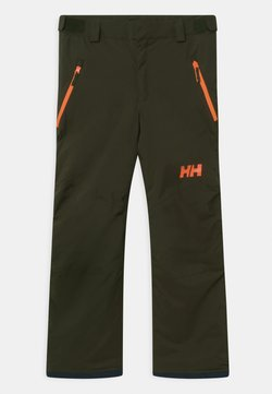 Helly Hansen - LEGENDARY  UNISEX - Talvihousut - pine green