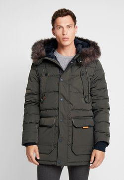 Superdry - CHINOOK - Wintermantel - khaki
