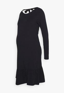 MAMALICIOUS - MLSASJA DRESS - Trikoomekko - black