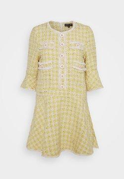 Sister Jane - HONEY BEE MINI DRESS - Blusenkleid - yellow