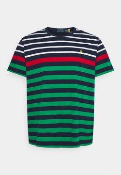 Polo Ralph Lauren Big & Tall - T-Shirt print - french navy multi