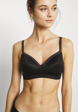 Marks & Spencer London - SUMPT SOFT BRA POST SURGERY - Triangel BH - black