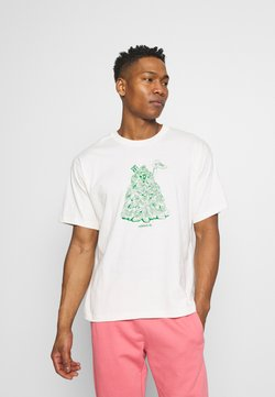 adidas Originals - STAN UNITE TEE UNISEX - T-shirt print - off-white