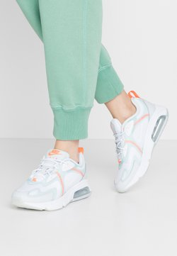 Nike Sportswear - Sneaker low - white/teal tint/pure platinum/hyper crimson