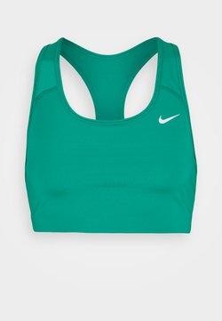 Nike Performance - NON PADDED BRA - Sport-BH mit mittlerer Stützkraft - neptune green/white