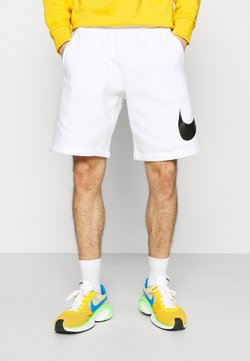 Nike Sportswear - CLUB - Shorts - white