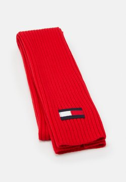 Tommy Hilfiger - BIG FLAG SCARF - Schal - red
