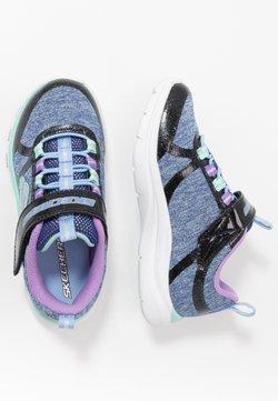 Skechers - TRAINER LITE - Sneakers laag - navy heathered/multicolor