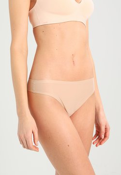 Chantelle - SOFT STRETCH - String - nude