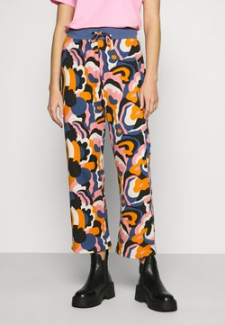 Monki - MAJA TROUSERS - Jogginghose - blue