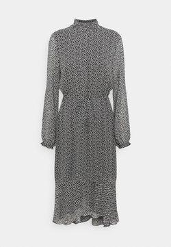 Esqualo - DRESS - Vapaa-ajan mekko - grey