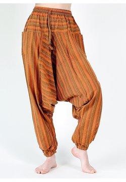 BUDDHA arts&more - GOA - Stoffhose - orange
