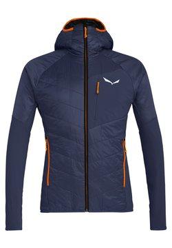 Salewa - ORTLES HYBRID  - Ski jas - navy blazer