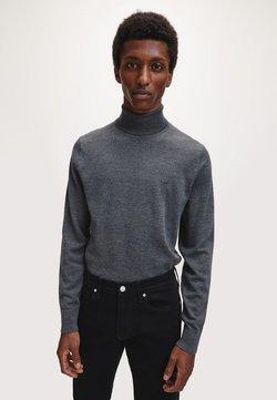 Calvin Klein Tailored - Trui - dark grey heather