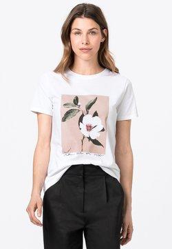 HALLHUBER - T-Shirt print - weiß