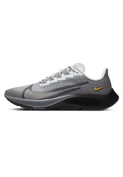 Nike Performance - AIR ZOOM PEGASUS POUR FEMME - Löparskor stabilitet - particle grey/black/white/dark grey