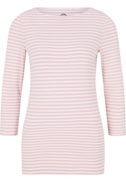 Bogner - LOUNA - Langarmshirt - rosa/weiß