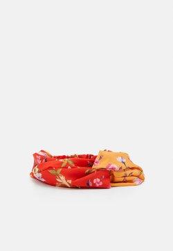 Ted Baker - KASIDIE RHUBARB HEADBAND SCARF - Haar-Styling-Accessoires - orange