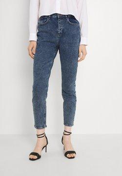 Noisy May - NMKATY - Jeans fuselé - medium blue denim
