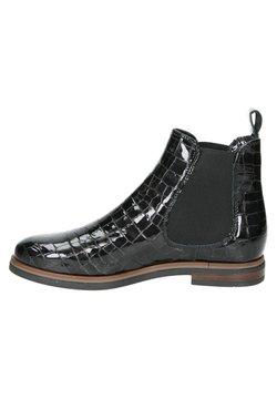 Nelson - Boots à talons - zwart