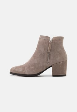 Anna Field - LEATHER - Ankelboots - beige