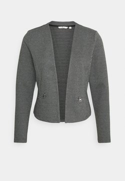 TOM TAILOR - BLAZER COSY - Blazer - dark grey