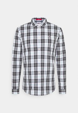Tommy Jeans - SEASONAL CHECK SHIRT - Hemd - white
