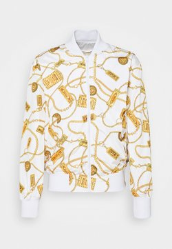 Versace Jeans Couture - JACKET - Giubbotto Bomber - white