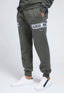 Guess - Jogginghose - dunkelgrün