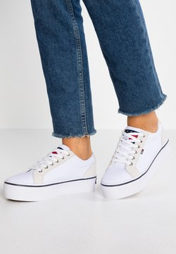 Tommy Jeans - CITY - Zapatillas - white